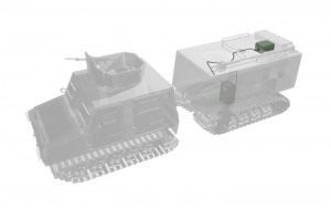 GBCT843433 - RC-S70 - Illustration of the complete setup