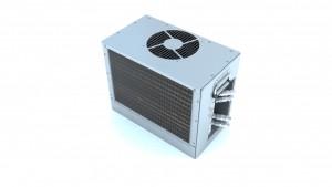 GBCT393512 - Micropop - Beispieldarstellung eines Servers mit bis zu drei optionalen Anschlussports