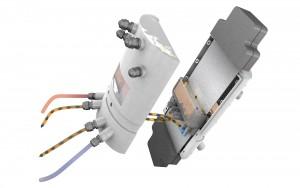 PK160 - Speziallösung - Einblick in die Prüfkammer